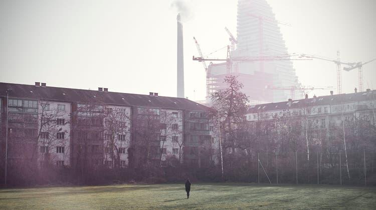 Ein Stück Fussballgeschichte auf dem Landhof: Das Bangen um den Totomaten geht weiter