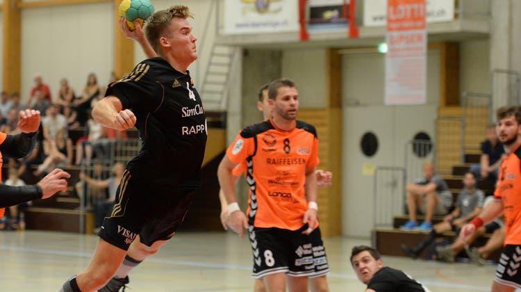 Erneute Niederlage im Regionalderby: Der TV Birsfelden verliert auswärts gegen den TV Möhlin mit 31:27