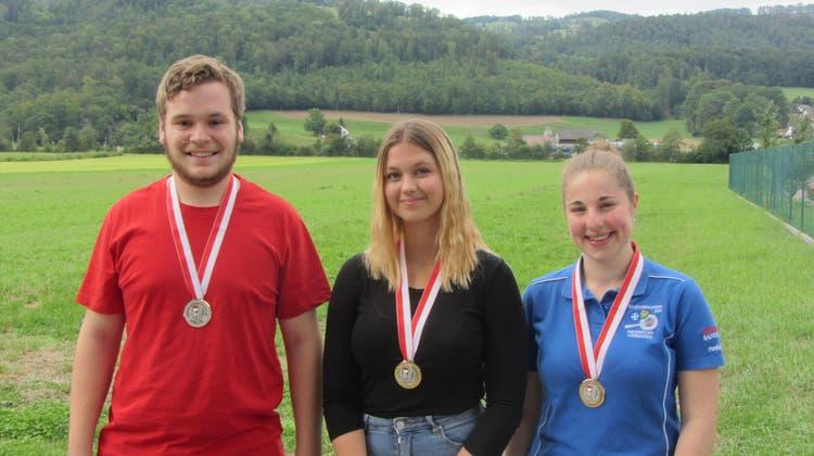 Kantonalfinal 2019 der Junioren: Treffsicherer Nachwuchs erkort seinen Meister