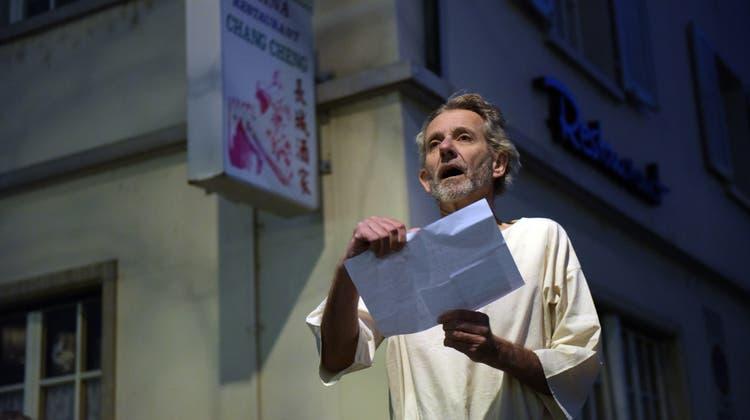 «Geissel-Pfarrer»: «Das in Sissach war ein einmaliger Gag»