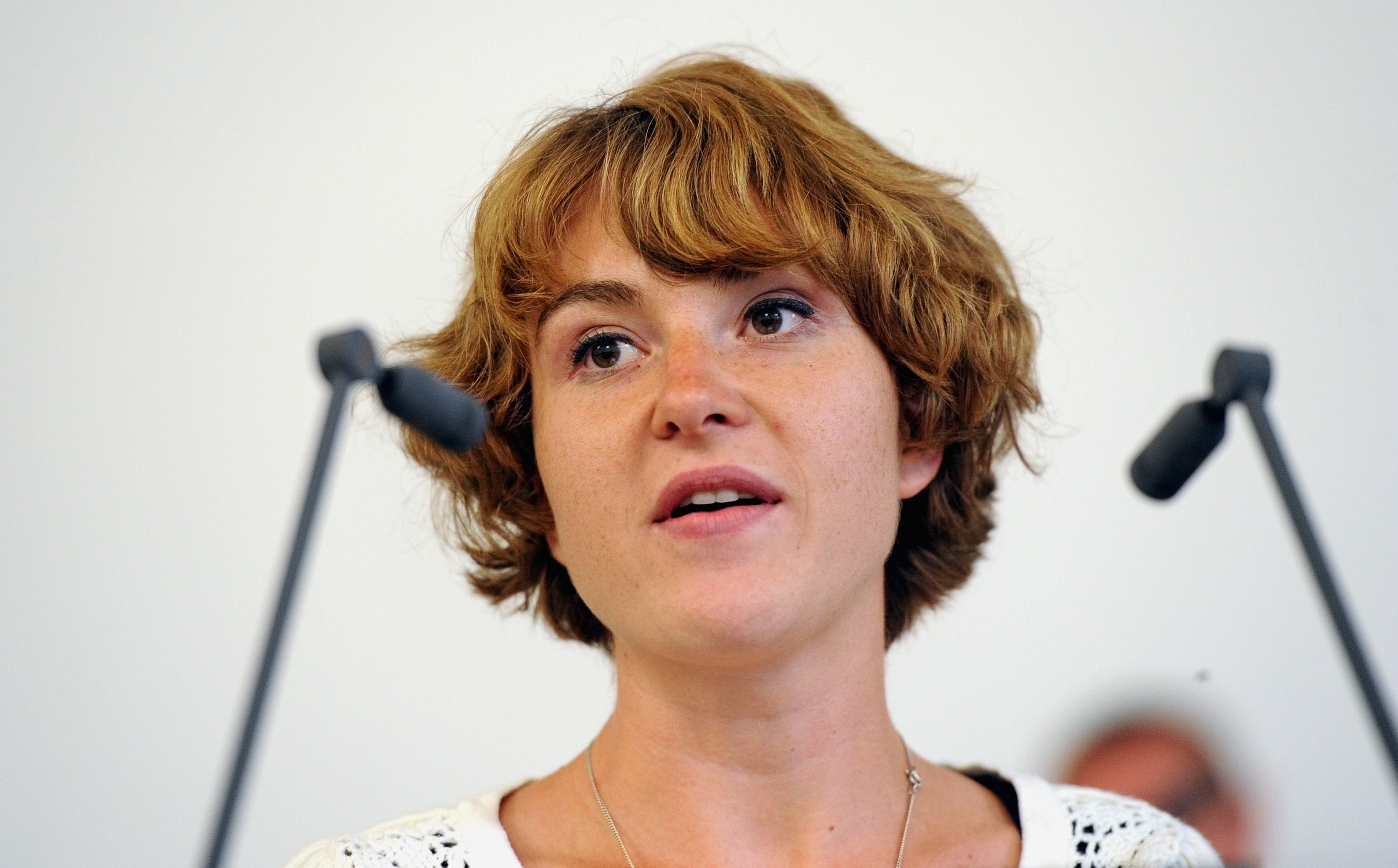 Bild aus ihrem ersten Jahr im Grossen Rat. Kälin gehörte dem Aargauer Parlament von Januar 2010 bis November 2017 an.