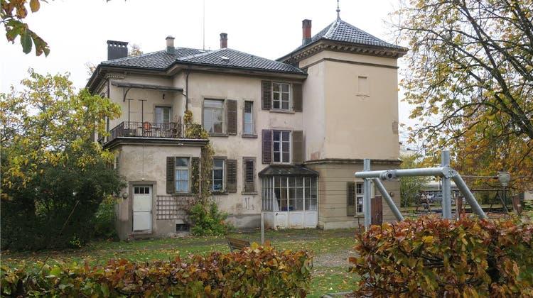 Kanton stellt Villa Clara unter Schutz und zahlt 165'000 Franken
