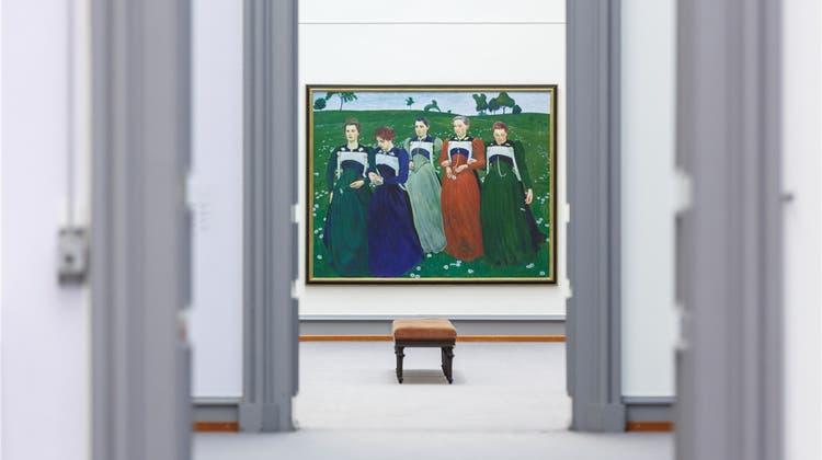 Dank Amiet-Ausstellung: Kunstmuseum Solothurn verzeichnet 6000 Besucher mehr als 2017
