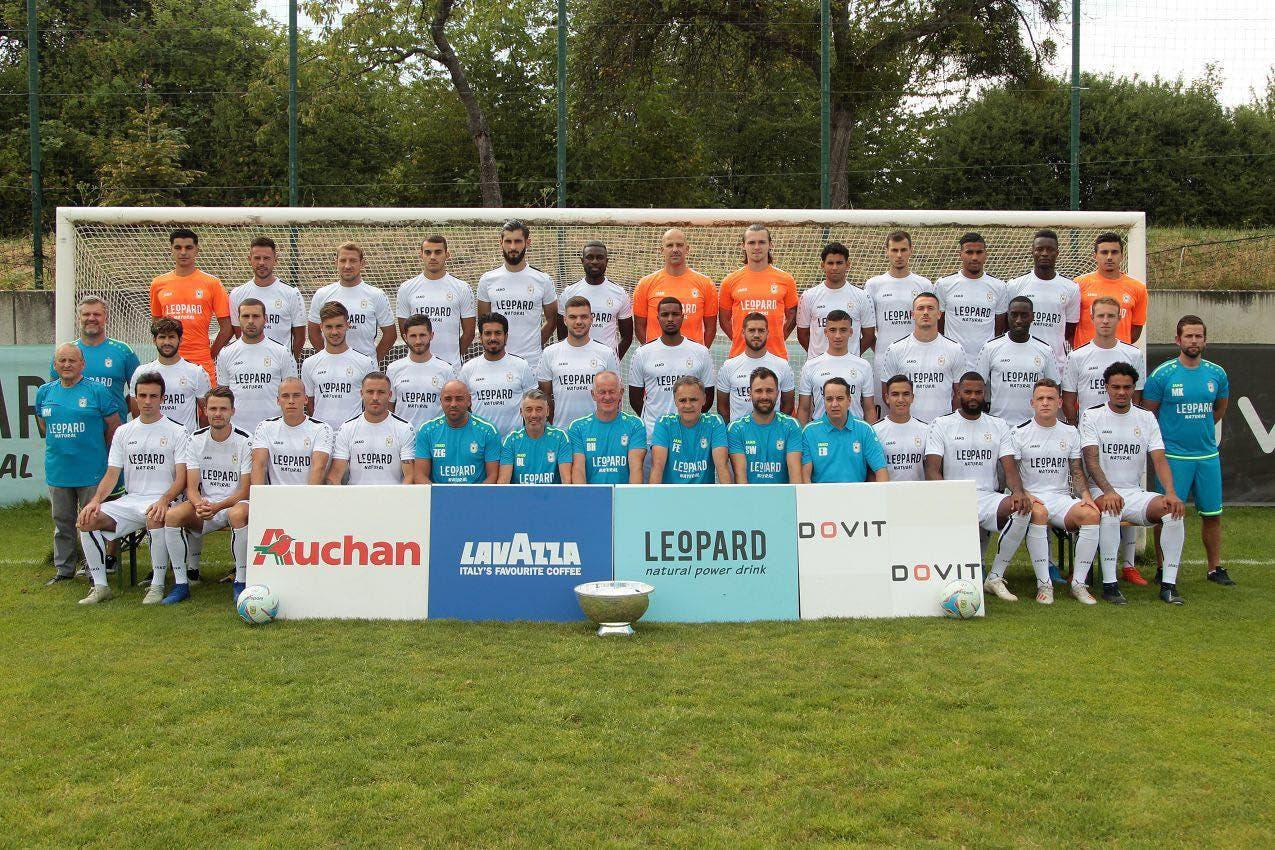 Die Easy-Gruppe: Astana, Partizan Belgrad, Düdelingen Im Bild: Die Luxemburger aus Düdelingen sind zum zweiten Mal in Folge in der Europa League aber immer noch krasser Aussenseiter.