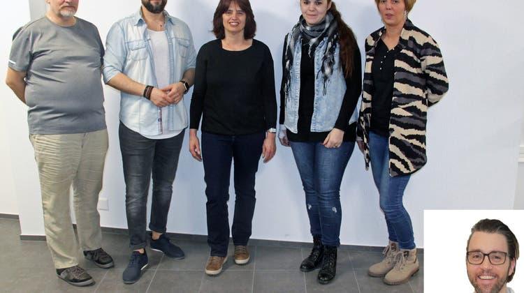 Der Samariterverein Dulliken heisst 6 Neumitglieder herzlich willkommen