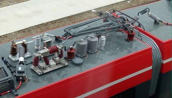 Produkte der Alpha ET: Bahntechnik