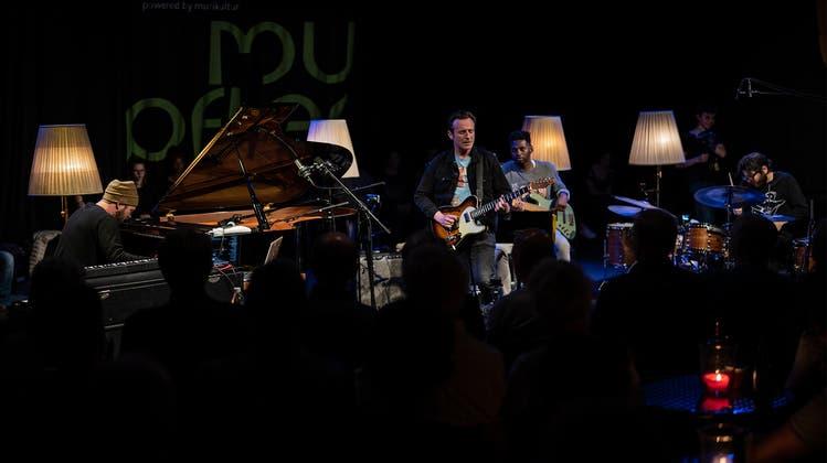 «Itkillstheatmosphere»: Verzaubertes Publikum bei «Musig im Pflegidach»