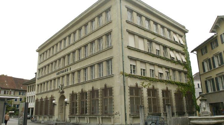 Christoph Mathys wird neuer Amtsrichter des Wahlkreises Solothurn-Lebern