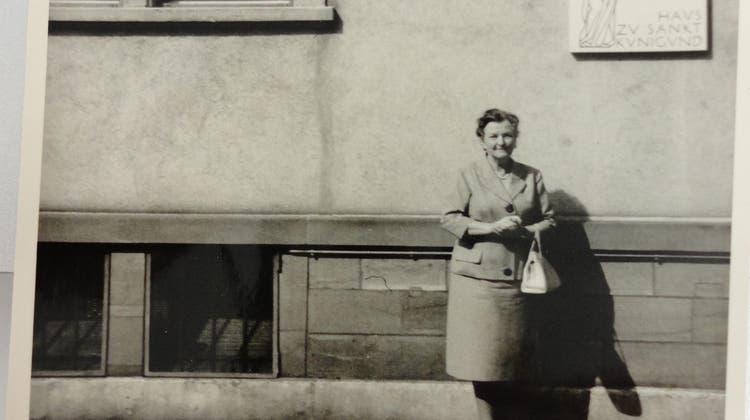Freiburg ehrt eine Baslerin mit einer Strasse
