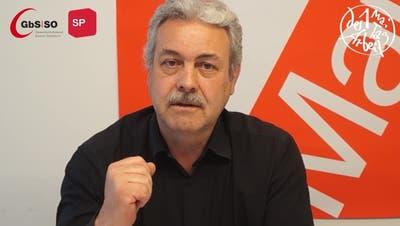 «Demo at home»: SP und Gewerkschaftsbund liefern Reden zum 1.Mai digital