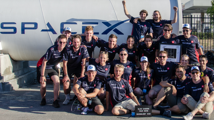 Hyperloop-Wettbewerb von Elon Musk: Sensationeller zweiter Platz für Schweizer Tüftlerinnen und Tüftler