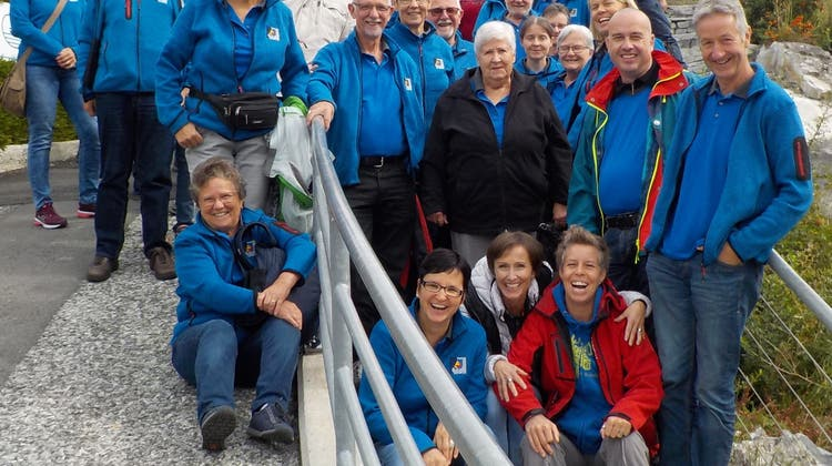 Vereinsreise 2019 ins Wallis