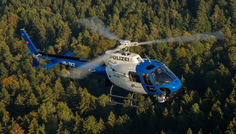 Nach Verfolgung mit dem Hubschrauber: Polizei nimmt Autodieb fest