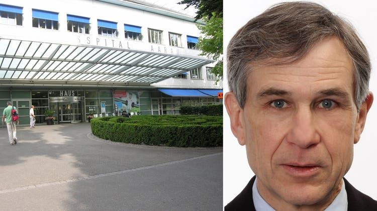 Nach Abgang von Chefarzt Fandino: Kantonsspital Aarau holt Berater für die Neurochirurgie