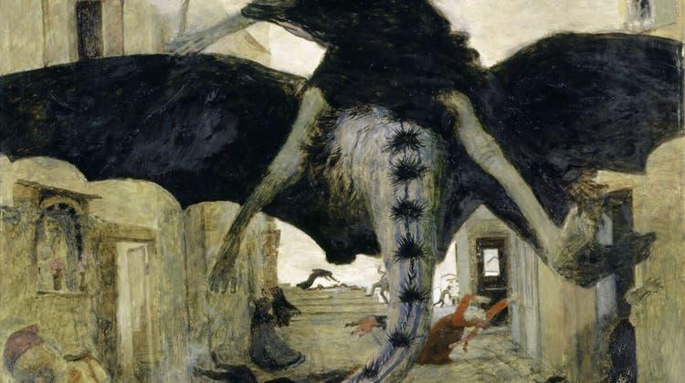 Kunstmuseum lädt zu Neuentdeckung des Basler Künstlers Arnold Böcklin ein