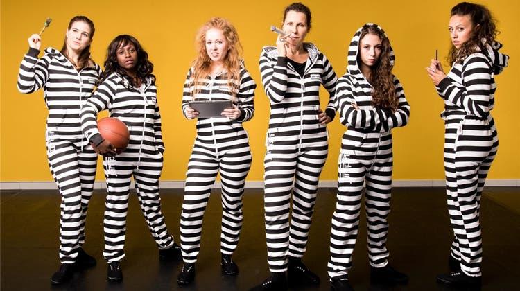 Gefängnisspektakel in der Schützi: Das Musical «Captured» gastiert in Olten