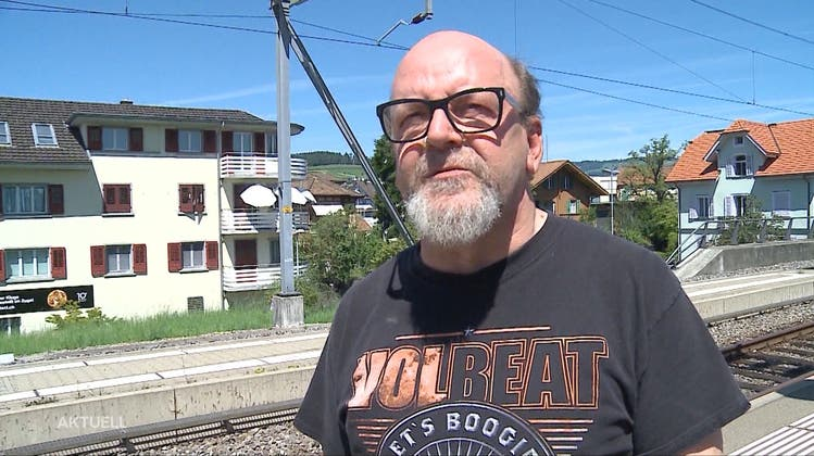 Zug-Horror in Baden: Dieser Aargauer überlebte vor sieben Jahren einen ähnlichen Fall