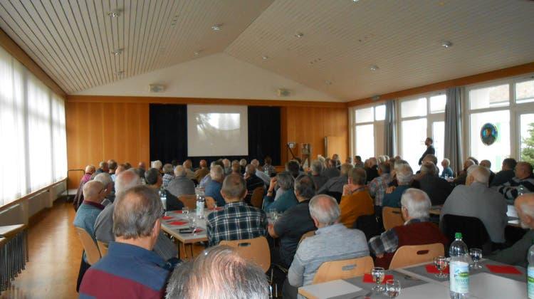 Gelungene Jahreseröffnungs-Versammlung des Seener-Männerstammes