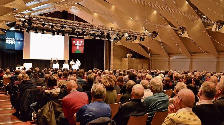 Gemeinderat Suhr will nicht zu Gross-Aarau fusionieren