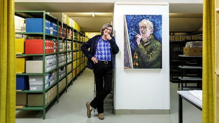 Präsident des Künstlerarchivs hat gekündigt: «Es ist Zeit für mich, zu gehen»