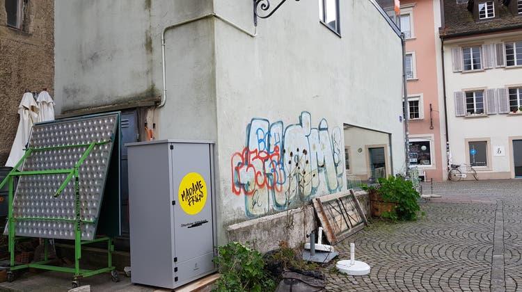 Ein Kühlschrank für alle: Anti-Foodwaste-Projekt «Madame Frigo» gibts jetzt auch in Aarau