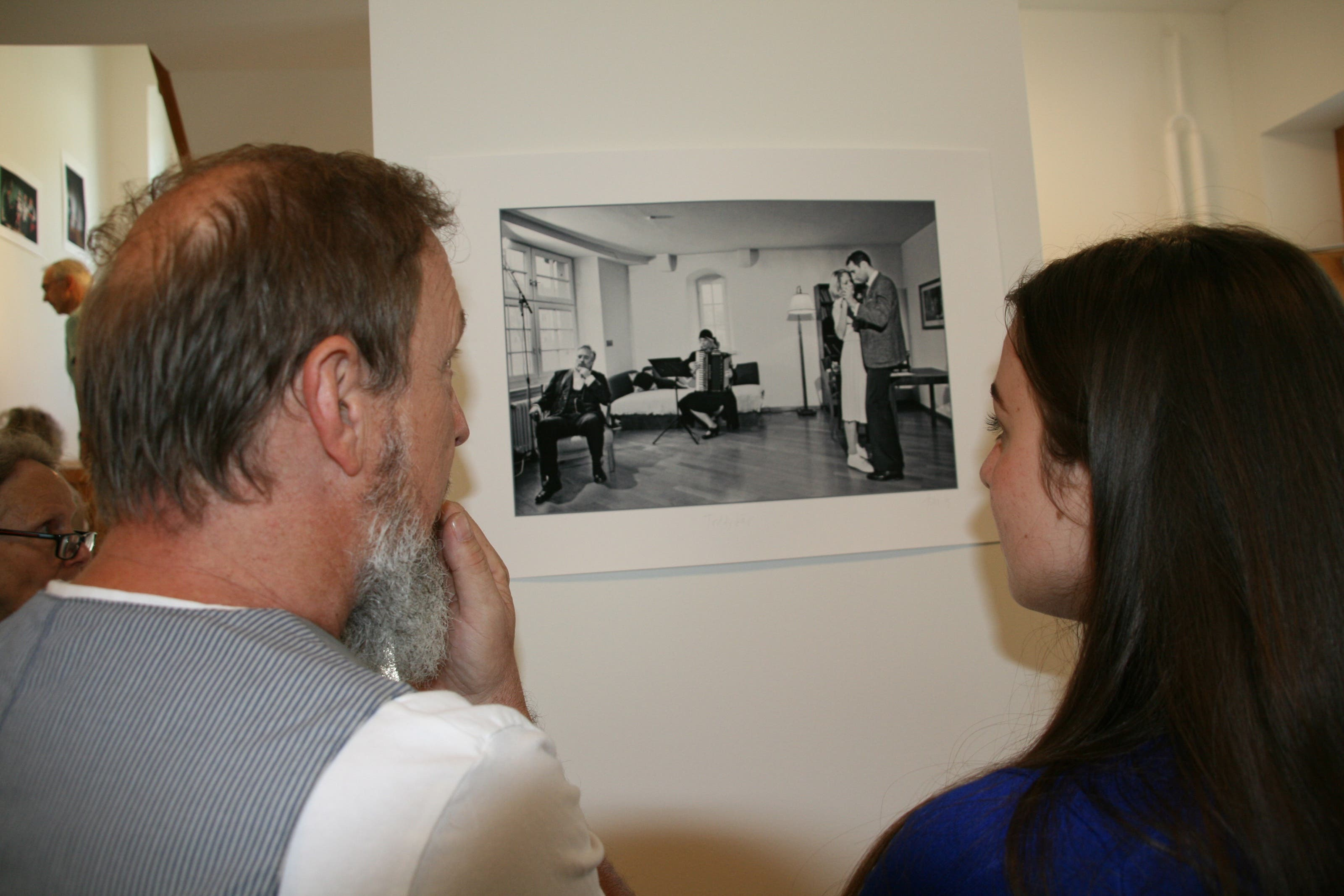 Seit zwölf Jahren fotografiert ein Zürcher Fotograf für «Theater in Baden».