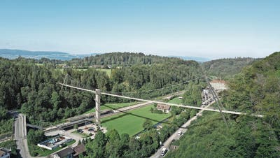 300 Meter lang 4,9 Millionen Franken teuer: Im Zürcher Oberland werden grosse Pläne ausgeheckt