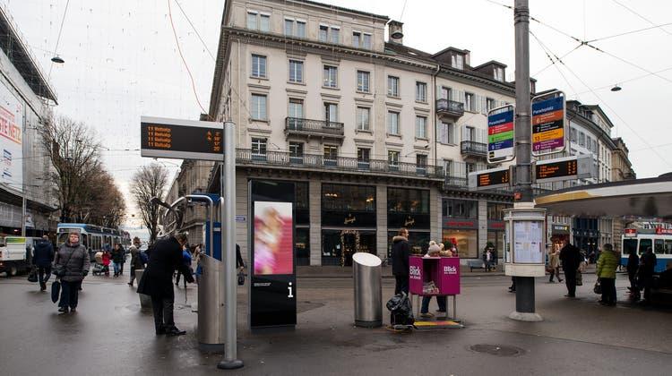Grosse Screens statt Plakate: «Grenzwerte werden überschritten»