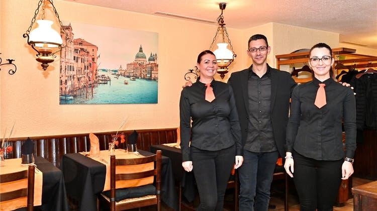 Neues italienisches Lokal am Klosterplatz: Der frühere Koch ist nun der Wirt