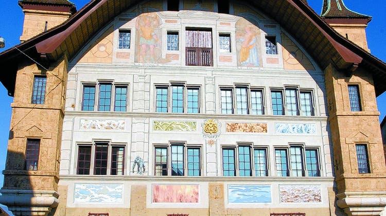 Das Schloss wird entrüstet – nach zwei Monaten ist die Restaurierung beendet