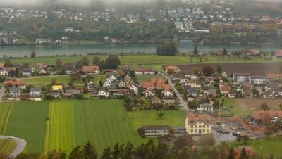 Kaum leere Wohnungen Full-Reuenthal und Rietheim – im Gegensatz zur Nachbargemeinde Koblenz