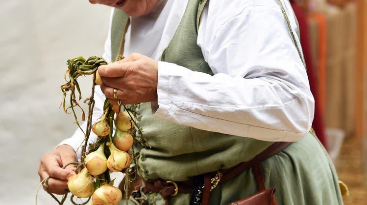 Auf dem Parkplatz der Badi findet 2020 ein Mittelalterfest statt