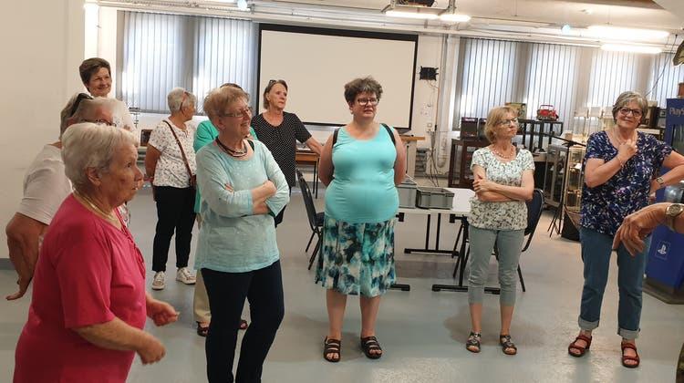 Nostalgie im Museum «Enter» – Frauenturngruppe Derendingen