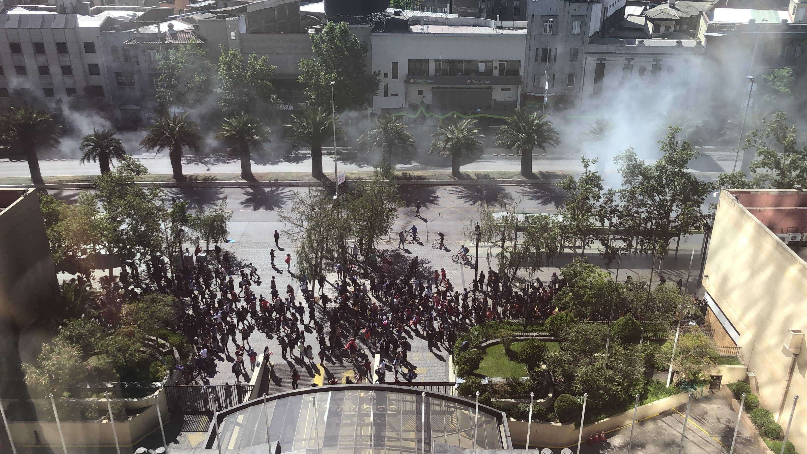 Brugger Karatekas in Chile