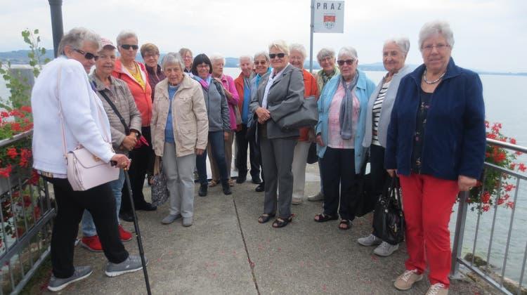 Senioren Turnerreisse Kriegstetten - Deitingen