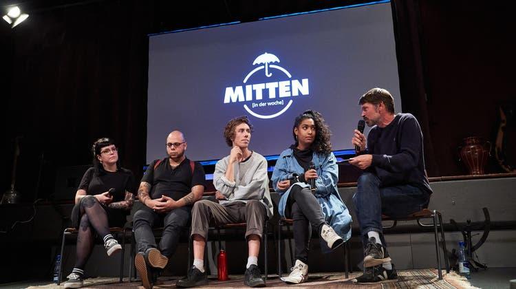 «Let's get political»: Büetzerbueben, Rammstein und der Soundtrack zur Rebellion
