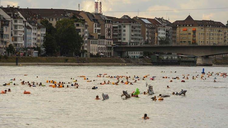 «Schadstofffreies Wasser ist in unserer Region Fiktion» – Giftige Substanz im Rhein