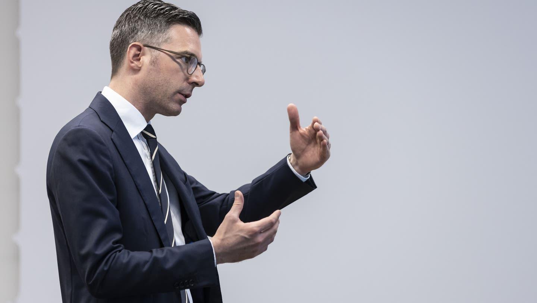 Neuer Steueramts-Chef ist ein Basler: «Ich fühle mich dem Kanton Solothurn verbunden»