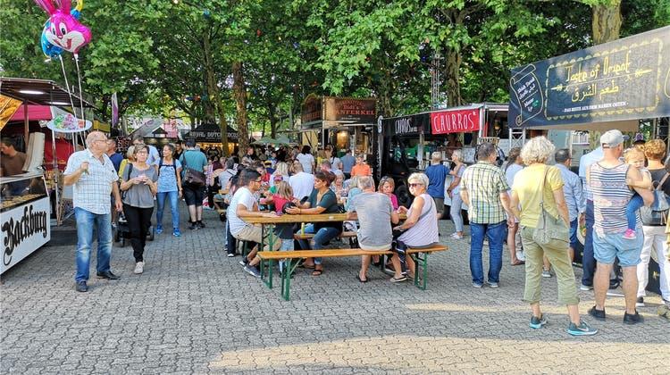 Zum dritten Mal Original Streetfood Festival Tour: ein Paradies für Feinschmecker