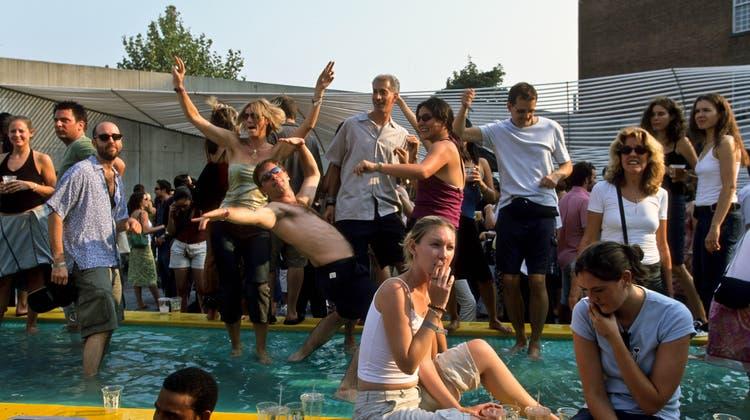 Riesige Pool-Party für Basel: Die Badi Bachgraben wird zum Mega-Event-Ort