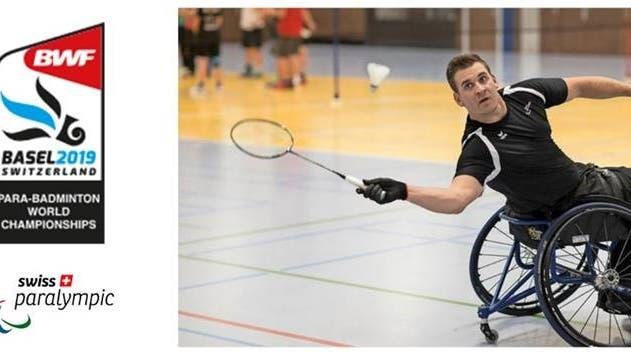 Das starke Schweizer Para Badminton Team ist bereit für die Heim-WM