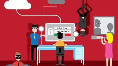 Sicherheitslücke Mensch: Wie ein neues PC-Game vor Hackerangriffen schützen will
