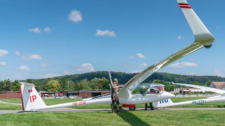 Schweizer Meisterschaft im Segelflug wird ein Jahr verschoben