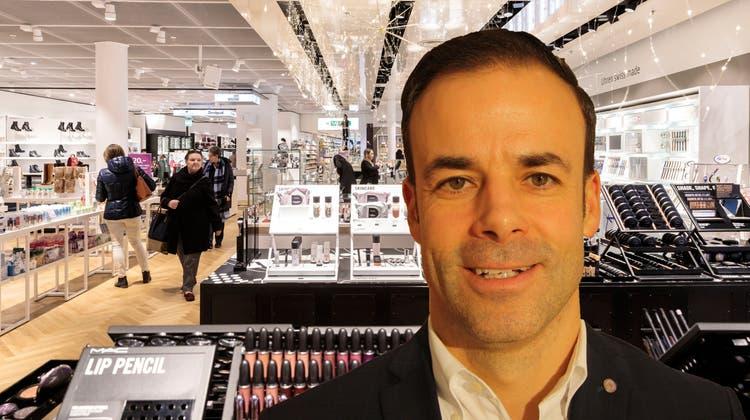 Manor-CEO über Wiedereröffnung: «Diese Kombination ist einzigartig in Solothurn»