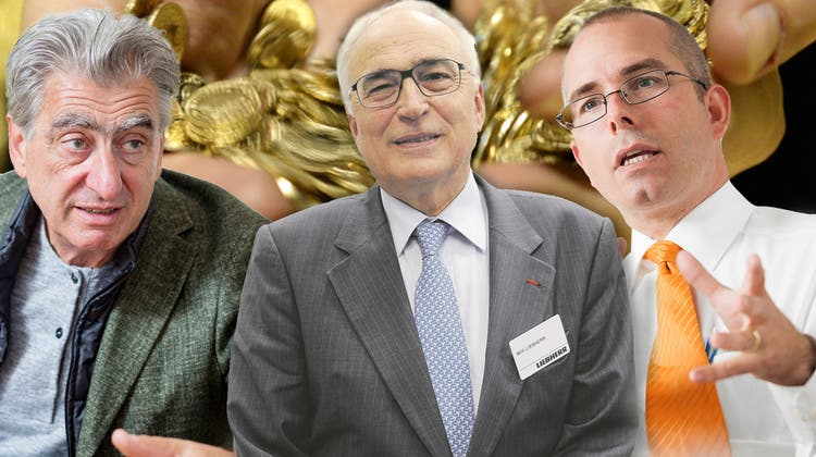 Das sind die reichsten Aargauer des Jahres 2019 – Hayek, Liebherr und Blocher gehören dazu