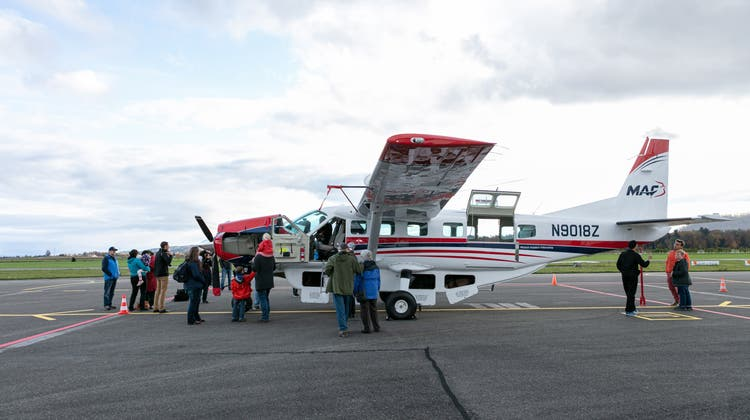 Ein Flugunternehmen mit Herz: Sie fliegen mit einer Cessna in den Süd-Sudan