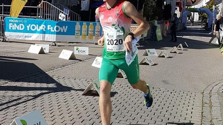 Orientierungslauf-Weltcup in Laufen mit Aargauer Beteiligung