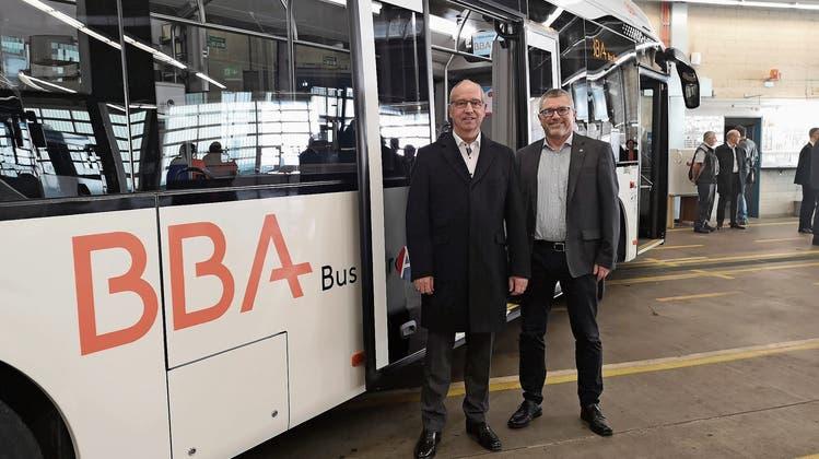 Jährlich 150'000 Liter Diesel einsparen: Die BBA ist jetzt noch grüner
