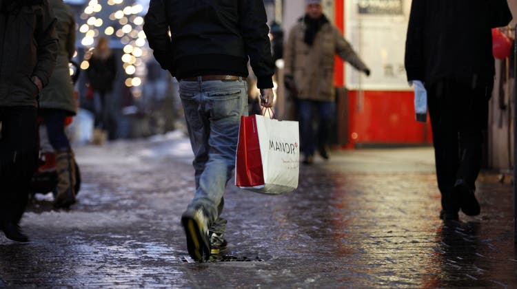 Wetter und Online-Shopping beeinflussen Solothurner Weihnachtsgeschäfte