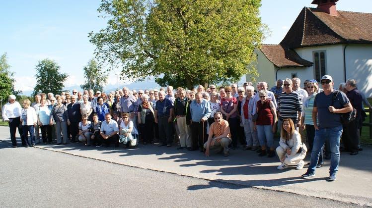 Seniorenreise der Bürgergemeinde Gunzgen: «Wenn Engel reisen»